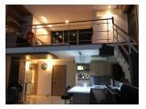 Apartemen Citylofts disewakan, Unit siap huni dengan desain istimewa.
