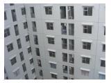 Disewakan Apartemen Green Park View - 2 BR Unfurnis + 1 AC