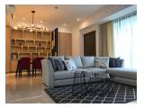 For Rent 1 Park Avenue Gandaria Apartment - available for 2 BR / 2+1 BR/ 3 BR Fully Furnished