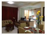 Disewakan Apartemen The Peak Sudirman– 2 BR 159 m2 Furnished