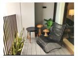 Dijual dan Disewakan Apartement One Park Avenue 2 + 1 BR