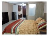 Disewakan Apartemen U Residence - Studio Full Furnished