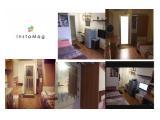 disewakan bulanan or tahunan studio,2 bedroom,3 bedroom apartement,condominium full furnish harga murah dan bersaing