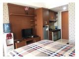 Disewakan Harian / Transit - Margonda Residence 5 Studio Fully Furnished