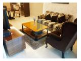 For Rent Apartemen Residence 8 - Tower 3 - 1 BR 94 m2 - Fully Furnished