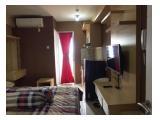 Dijual/Disewakan unit 2BR Apartemen bassura City Full furnish dan Unfurnish Bulanan dan Tahunan