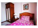 Disewakan Apartemen Puri Casablanca - 2+1 BR Fully Furnished