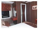Sewa Apartemen Tamansari Mahogany Karawang - Dekat KIIC - Studio Fully Furnished