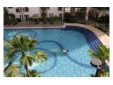 View Swimming Pool Apartemen Signature Park Grande