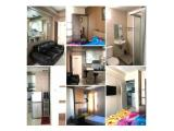 For Rent Gading Nias Recidence - Grand Emerald & Alamanda Tower 2BR Furnished