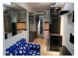 Dijual/Disewakan unit 1BR/ 2BR/3BR Apartemen bassura City Full furnish dan Unfurnish Bulanan dan Tahunan