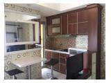 Disewakan Apartemen Green Lake Sunter Tipe 2 Bedroom Full Furnish New Brand