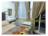 Menyewakan  Unit Apartemen Margonda Residence 3 Depok Mall Transit, Harian dan Mingguan
