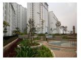 List Sewa unit unfurnished Bassura City apartment Jakarta Timur