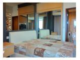 Sewa Apartemen Capitol Park Jakarta Pusat - 1 BR 43 m2 Furnished
