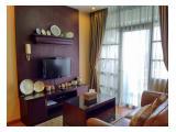Sewa Apartemen Salemba Residence Jakarta Pusat - 2 BR 48m2 Furnished