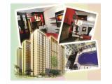 Sewa Apartemen The Suites at Metro Bandung – Studio Lux Fully Furnished – Harian / Mingguan / Bulanan / Tahunan