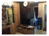 Disewakan Apartemen Green Lake Sunter Type 2 Bedroom - Studio Furnish & Kosongan