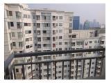 Disewakan Apartemen Sudirman Park Thamrin, Karet, Sudirman – 2 BR Fully Furnished