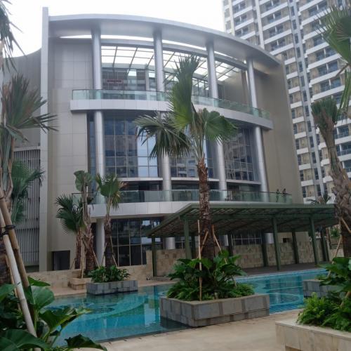 Sewa Lighting Studio Jakarta: Sewa Apartemen Taman Anggrek Residences