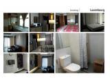 Disewakan Condominium/Apartement GreenBay Full furnish,Semi furnish,Kosongan harga bersaing di nego sampai deal