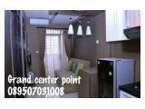 Sewa Harian Apartemen Grand Center Point Bekasi Tower D