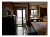 Disewa Apartemen Type Studio Murah Min 6Bln s/d 1Thn Lokasi Strategis Di Gatot Subroto