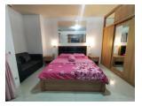 Disewa Apartemen Type Studio Min 6Bln s/d 1Thn Good Unit & Nice View, LokasiStrategisDi Gatot Subroto