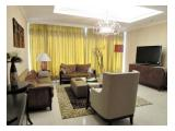 Disewakan Apartemen Kempinski Residence – 2 BR Full Furnished - Grand Indonesia
