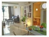 Sewa Apartment FX Residence Sudirman – 2 BR Full furnished -