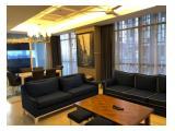 Sewa Apartemen Senopati Suites – Modern Luxurious 2+1 BR 166 m2