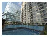 For Rent Apartement Signature Park Tebet - Studio Fully Furnished