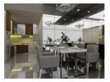 Disewakan Apartemen Casa Grande Residence 2 Bedroom Tower Montreal Luas 71 SQM Fully Furnished