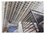 Disewakan Murah Apartemen Puri Orchard Studio/ 1BR Fully Furnished/ Semi Bulanan/Tahunan