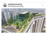 FOR RENT at THE PAKUBUWONO SPRING, RESIDENCE, VIEW, HOUSE