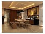 Sewa dan Jual Apartemen Pakubuwono Residences – 2 BR & 3 BR Fully Furnished