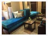 Sewa 3 Bulanan / Tahunan Apartemen Kebagusan City – 2 BR Fully Furnished