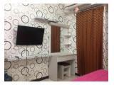 Disewakan Harian Bulanan Tahunan Apartemen Maple Park Murah Type Studio Sunter - Jakarta Utara