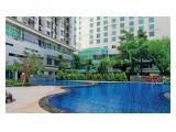 Sewa Apartemen Woodland Park Residence Lokasi di Kalibata Raya – All Type (Lengkap & Siap Huni, Lokasi Strategis)