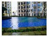 Disewakan Murah Apartemen Puri Orchard Studio/ 1BR Semi/ Fully Furnished Bulanan/ Tahunan
