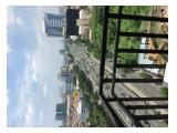 View dari balkon kamar apartemen