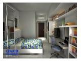 Sewa Apartemen Casa de Parco – Type Studio Fully Furnished – Mewah dan Elegan