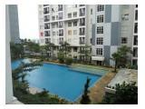 Disewakan Apartemen Scientia Gading Serpong Tangerang - 1 Bedroom Full Furnished - Murah Dan Nyaman - Bisa Sewa Bulanan