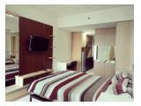 Disewakan Apartemen Tamansari Sudirman, Setiabudi - Studio Fully Furnished