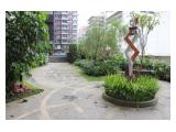 Disewakan CEPAT & MURAH: 2 BR 68m2 Taman Sari Semanggi (Fully Furnished)