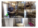 Dijual / Disewakan Unit Apartemen Bassura City – Type Studio, 1 BR, 2 BR, 3 BR Full Furnished dan Unfurnished
