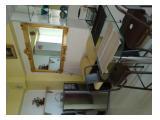 Disewakan/Dijual Apartemen Bassura City - Type Studio, 1BR, 2BR & 3BR Furnished & Unfurnished