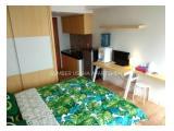 Sewa Apartemen harian / transit Margonda Residence 2 Depok 24m2 Furnished