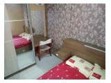 Sewa Apartemen Kalibata City Tower Kemuning - 2 BR Harga Ekonomis Luxury Furnished
