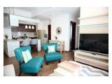 Disewakan Apartemen Denpsar Residence 2+1 Bedroom 94sqm Fully Furnished